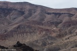 Titus Canyon Road - Red Pass