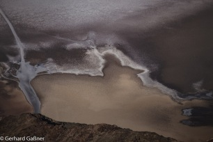 Badwater Salzsee