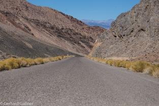 Death Valley Big Pine Road