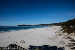 Beach von Carmel