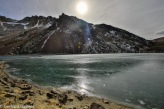 Tioga Pass Staudamm