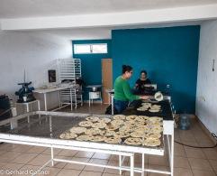 Tortilliabäckerei