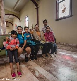 Bahia Asuncion Kindergruppe