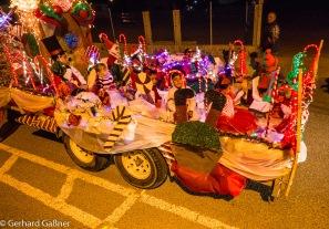Bahia Asuncion - Weihnachtsumzug