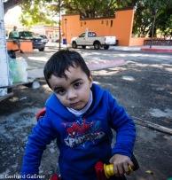 Kind in San Ignacio