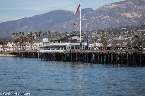 Santa Barbara - Stearn Wharf