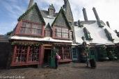 Universal Studios L.A. - Harry Potter