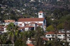 Santa Barbara -Mission