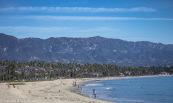 Beach von Santa Barbara
