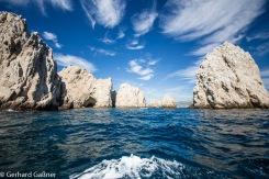 Cabo San Lucas- Südspitze Pazifik - Golf de California
