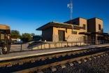 Bahnhof El Fuerte