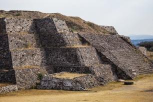 Pyramide in Tula