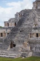 Pyramide Edzna