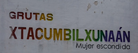 Grutas de Xtacumbixunan