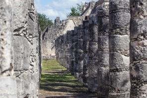 Platz der Tausend Säulen