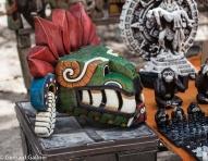 Kunsthandwerk der Maya