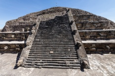 Pyramide des Quetzalcoatl