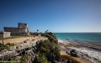 Castillo am Meer